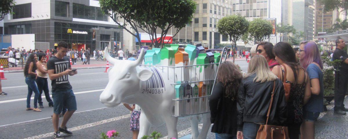 Douglas Reis. Avenida Paulista. Cowdigo de Barras